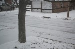 Boxing day snowstorm