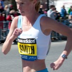 Kim Smith - Boston Marathon
