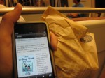 Catching up with Diabetes Blog Week reading on the Metro