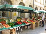 Morning market in Aix