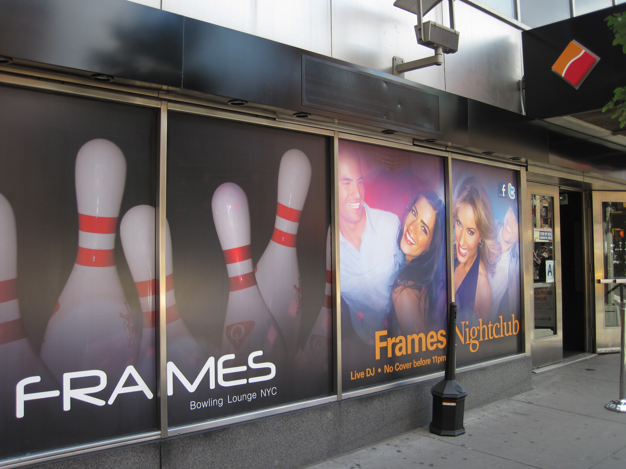 Frames Bowling Lounge | Jeff Mather\'s Dispatches