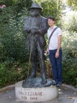 Me and Cézanne
