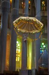 Alter of Sagrada Familia