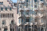 Casa Amatller and Gaudí­'s Casa Batllò