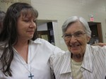 Kristine and My Grandmother