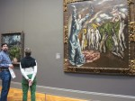 El Greco at the Met