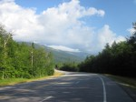 Climbing to Pinkham Notch (8:08AM)