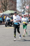 Richard Blalock, 2014 Boston Marathon