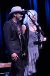 Emmylou Harris and Daniel Lanois, the perfect couple