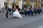 Wedding at Pariser Platz