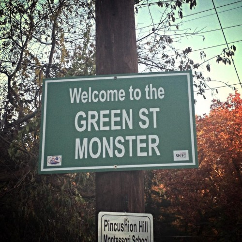 The Green Street Monster