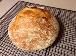 The first bake