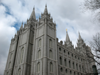 Salt Lake City Temple