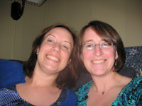 Kerry and Lisa - Worcester (May 2009)