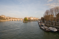 View of the Pont Neuf - Paris